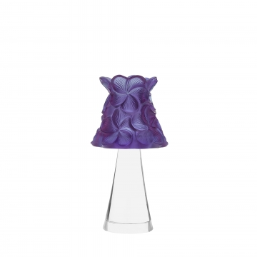 Ultraviolet High candle holder