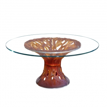 Table Vegetale Ambre 6 elements