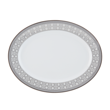 HOLLYWOOD MEDIUM OVAL DISH