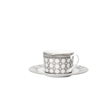 HOLLYWOOD TEA CUP/SAUCER