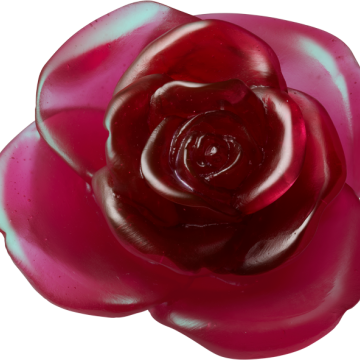 ROSE PASSION RED FLOWER L 12CM